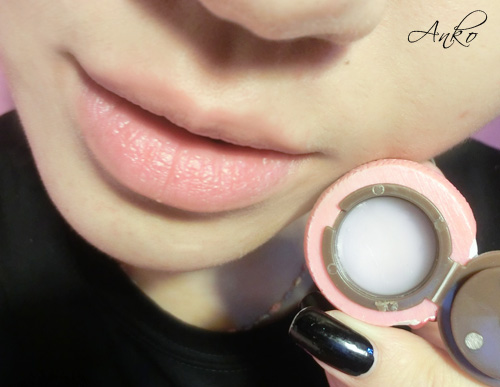 JUST KISS 浪漫小屋粉嘟嘟润唇 - 橙anko - Anko