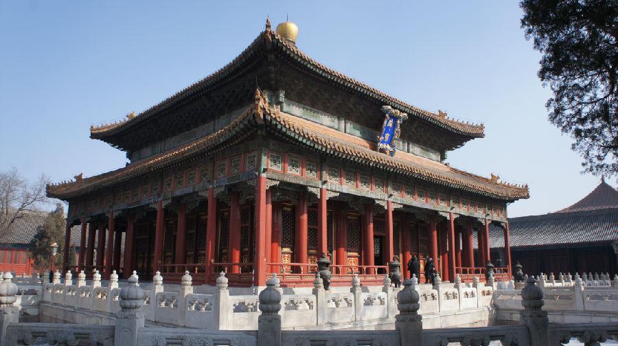 中国古代最高学府—北京国子监 - 余昌国 - 我的博客