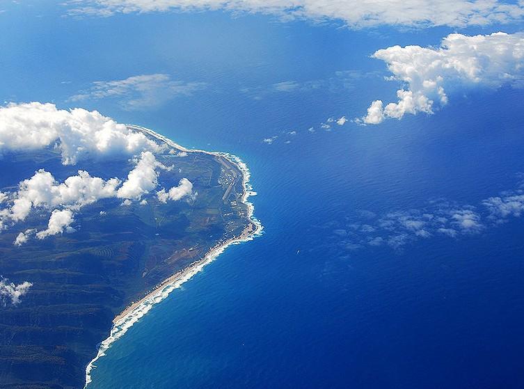 三岛行程:欧胡岛,茂宜岛和火山岛