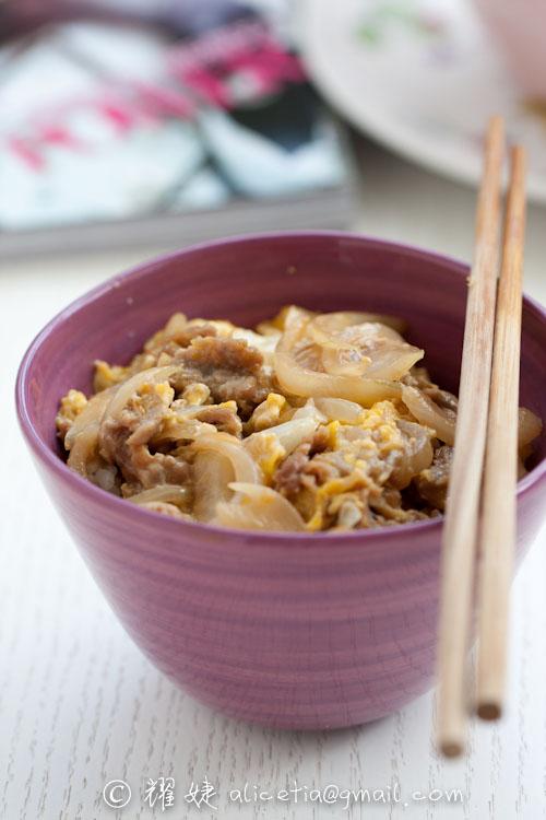 谁都能做出最嫩的牛肉----嫩牛肉滑蛋饭 - 耀婕 - 耀婕食生活