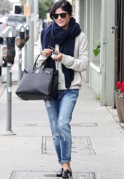 欧美明星着装红黑榜 - VOGUE时尚网 - VOGUE时尚网