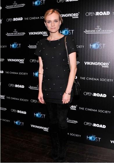 Diane Kruger 全天候完美着装法则 - VOGUE时尚网 - VOGUE时尚网