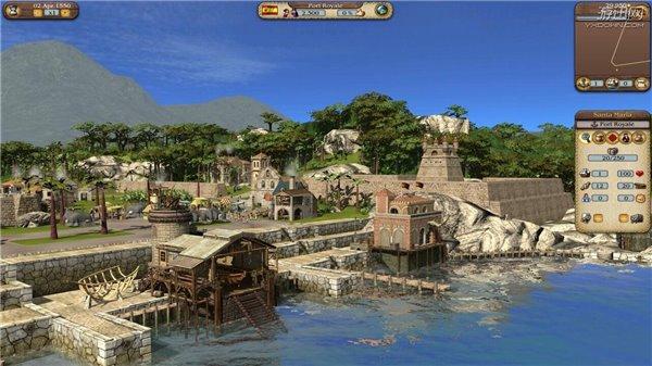 海商王3:金银岛英文版下载