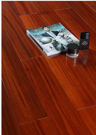 印茄木地板装修效果图