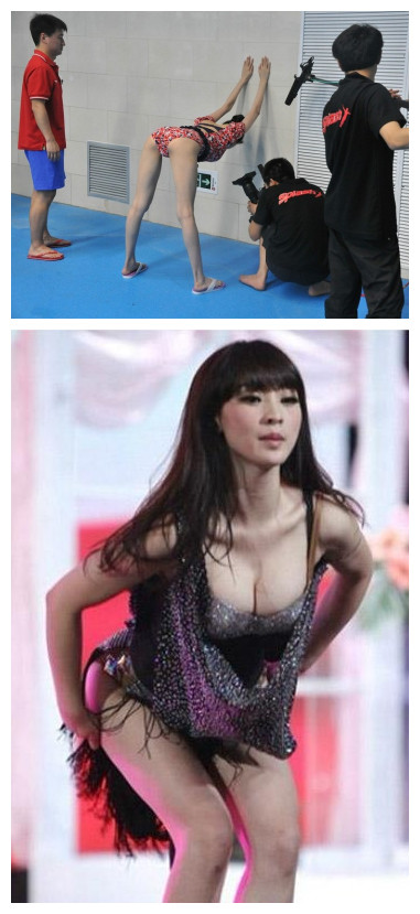 女神刘雨欣和柳岩谁性感指数高(组图)? - 遇果林 - 遇果林-原生态博客