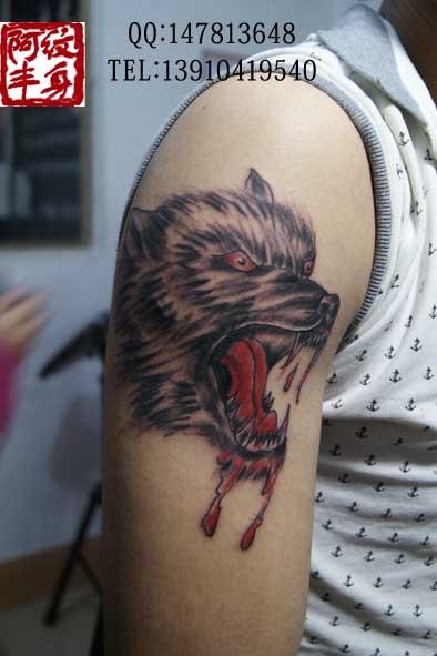 北京纹身图案
