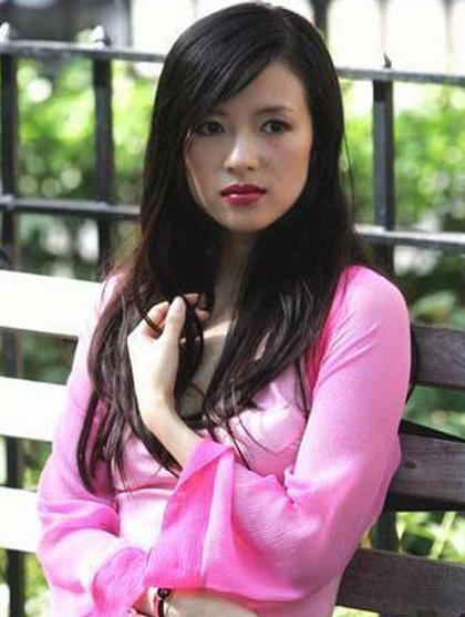 章子怡早年罕见庸脂俗粉照曝光(图) - 中国娃娃 - 在路上,只为温暖我的人