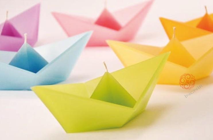 儿童折纸船大全图解龙船图片