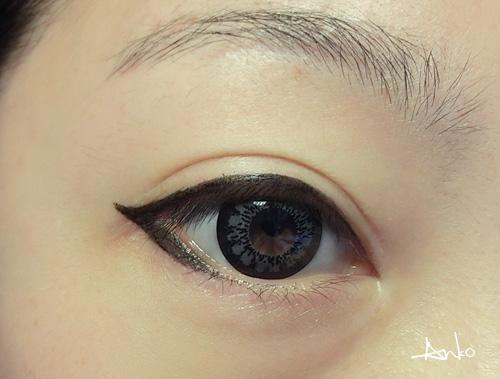 黑色眼线 经典爱不释手 - 橙anko - Anko
