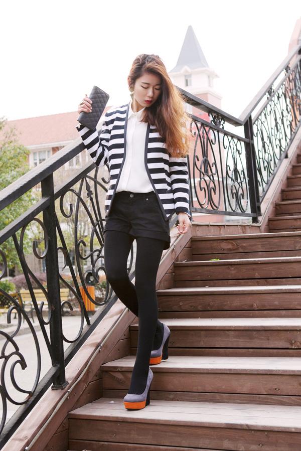 【Ava搭配周记】基本款潮流搭 - AvaFoo - Avas Fashion Blog