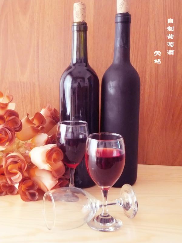 家庭自制葡萄酒 - 海军航空兵的日志