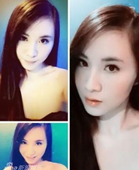 赵雅芝24岁儿媳妇美艳照不输刘亦菲(图) - 中国娃娃 - 在路上,只为温暖我的人