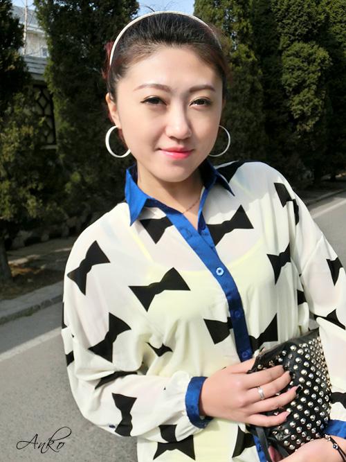 电光蓝 靓丽一春天 - 橙anko - Anko