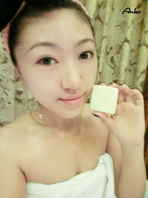 肌肤滑滑嫩嫩 俪兰西施美人皂 - 橙anko - Anko