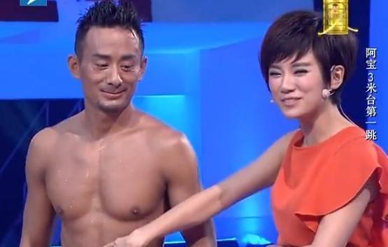 跳水惨状:阿sa重伤蔡妍发炎牛群晕厥(图) - 中国娃娃 - 在路上,只为温暖我的人