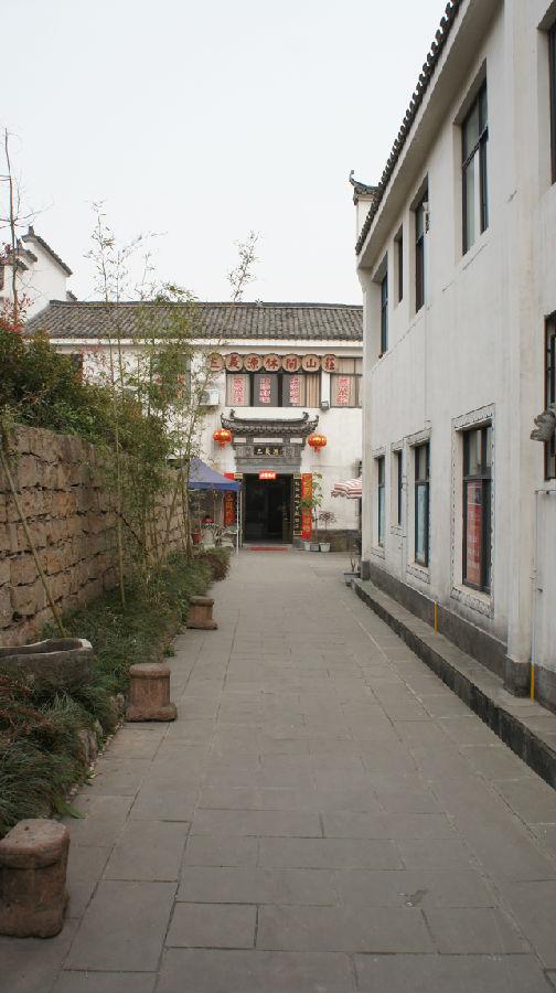 震后新建古镇—白马关倒湾古镇 - 余昌国 - 我的博客
