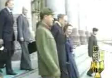 撒切尔夫人在人民大会堂突然摔倒秘闻(图) - 中国娃娃 - 在路上,只为温暖我的人