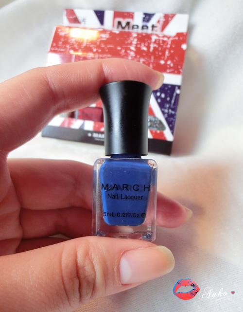 正确涂抹指甲油 打造完美美甲效果 - 橙anko - Anko