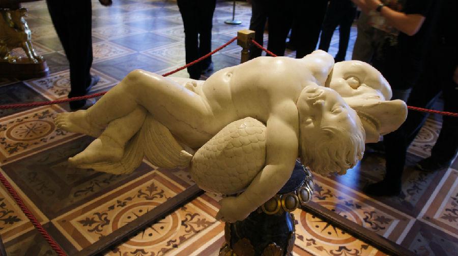 俄罗斯行22:冬宫里那些精美展品—雕塑 - 余昌国 - 我的博客