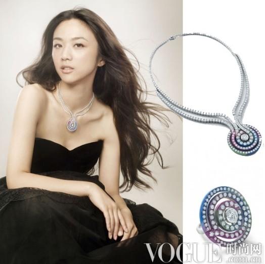 跨界头衔多 明星都成珠宝设计师 - VOGUE时尚网 - VOGUE时尚网