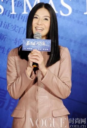赵薇杨采妮导新片,女导演电影季来了! - VOGUE时尚网 - VOGUE时尚网