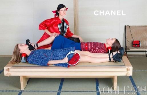 2013春夏广告大片 反华丽来袭 - VOGUE时尚网 - VOGUE时尚网