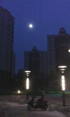【凌波园原创诗韵】秋夜 - 凌波微步 - 凌波微步的诗意梦圆之原创博客