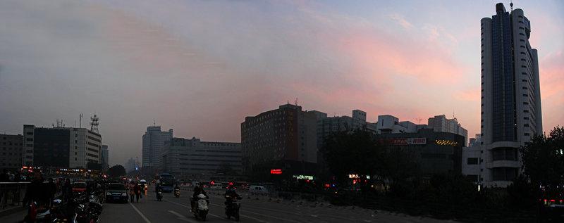 三晋驱驰千里外,古迹风光伴尘霾-山西黄河行之十 - 侠义客 - 伊大成 的博客