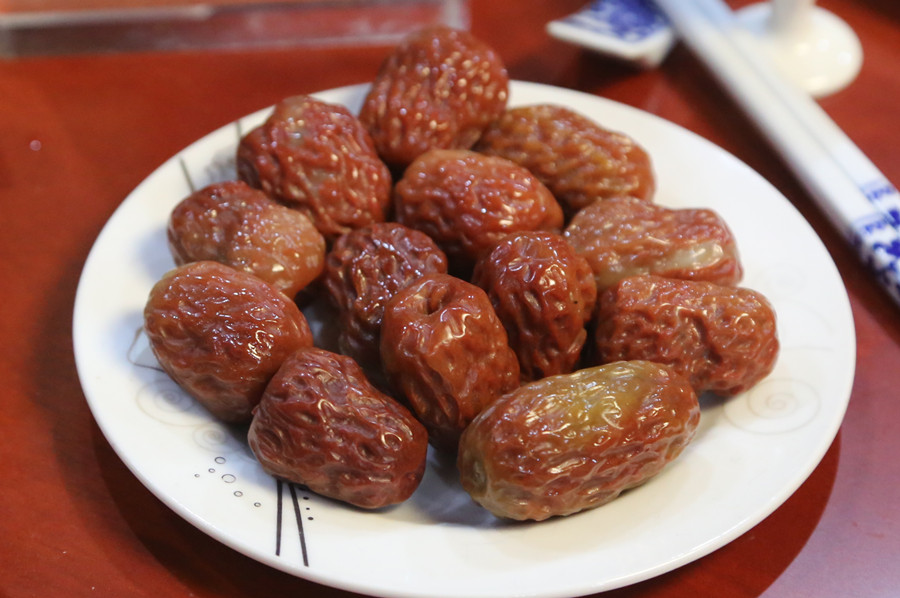 """寿石盛宴——""""满汉全席"""" - 余昌国 - 我的博客"""
