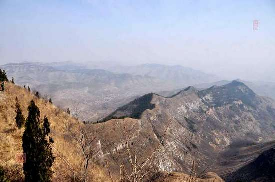 【原创摄影】山野冬景1 - 古藤新枝 - 古藤的博客