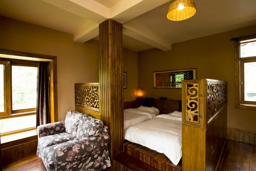 特色饭店之十三:月舞度假酒店 - 余昌国 - 我的博客