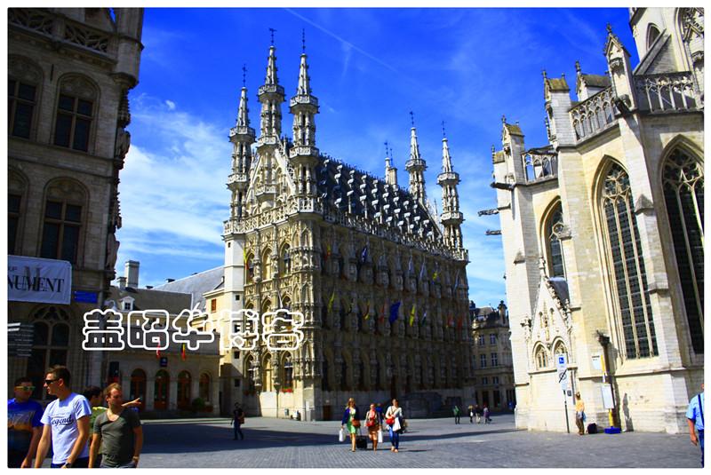 欧洲建筑淘宝海报素材