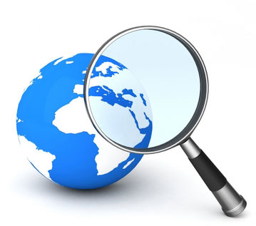 搜索引擎怎么搜到自己的网站