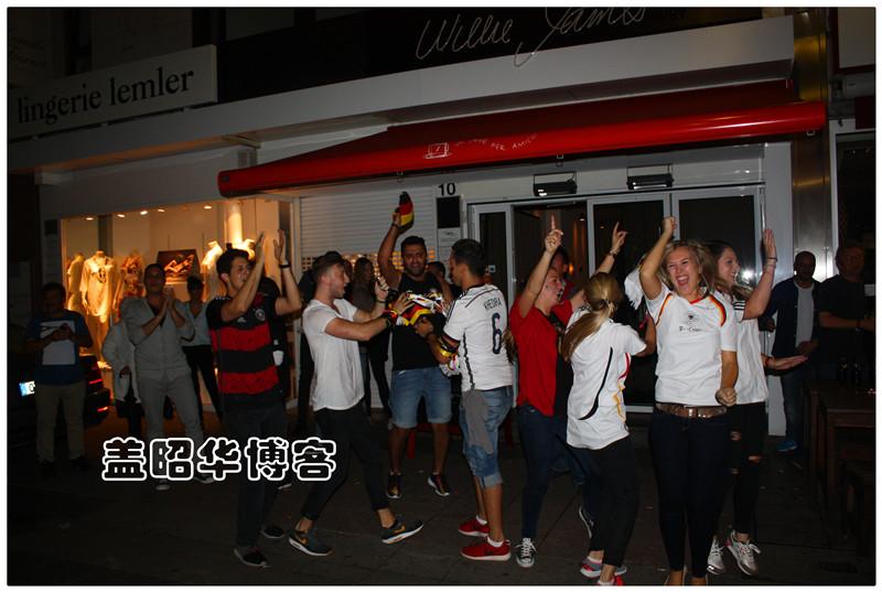 德国终夺冠 - 盖昭华 - 盖昭华的博客