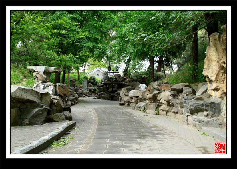 北海公园的园中之园——濠濮间 - 下午茶馨 - 下午茶馨展示页