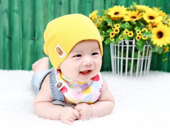 这个时期的小宝贝超可爱