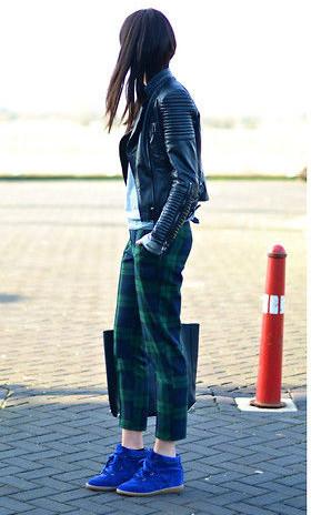 妖精边儿——这个冬天挑一款适合自己的皮衣很重要 - heheweilong - 妖精边儿的博客