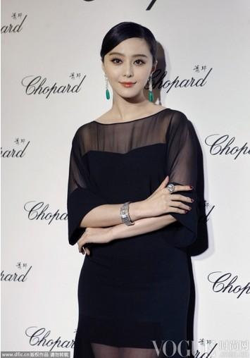 范冰冰倪妮争艳最佳着装 - VOGUE时尚网 - VOGUE时尚网
