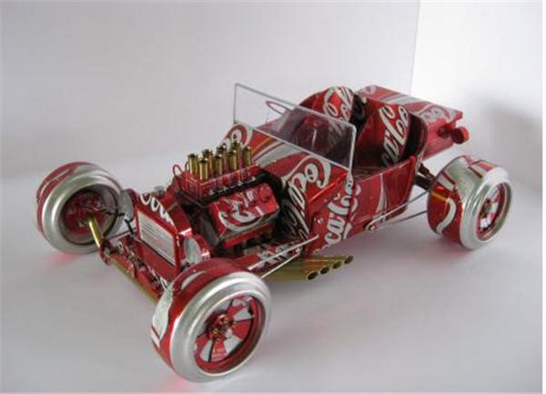 手工diy汽车模型--搜狐博客