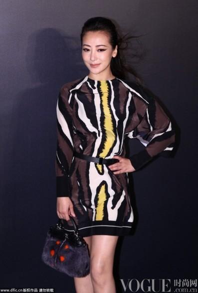 孙俪杨幂李冰冰争艳最佳着装 - VOGUE时尚网 - VOGUE时尚网