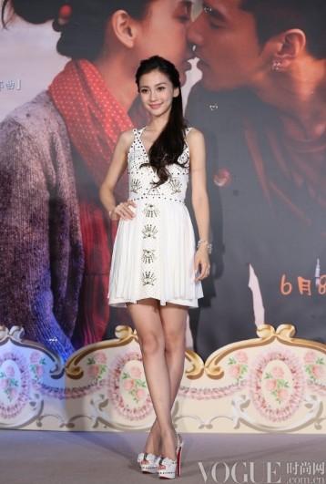 Angelababy甜心教主养成记 - VOGUE时尚网 - VOGUE时尚网