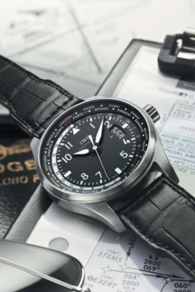 百年灵与万国手表品牌世界时间鉴赏