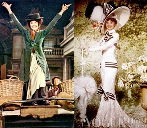 看电影女主们的造型大改造 - VOGUE时尚网 - VOGUE时尚网