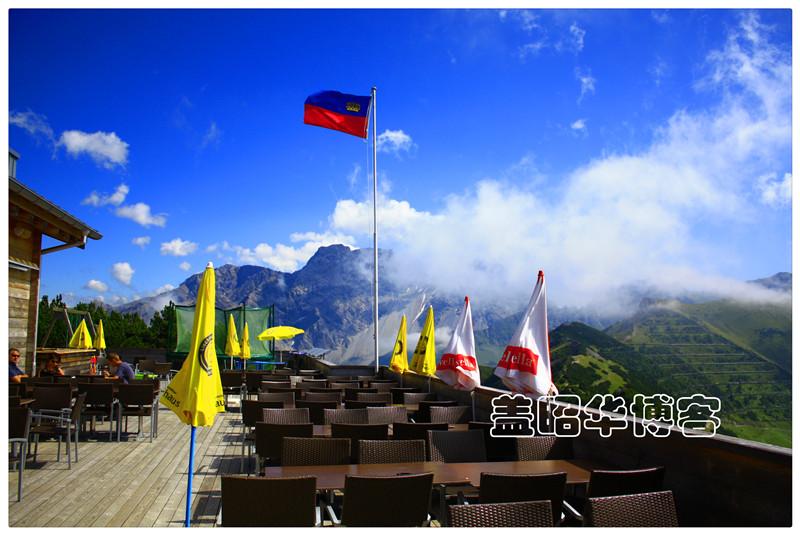 阿尔卑斯山上绝美纯净之地 - 盖昭华 - 盖昭华的博客