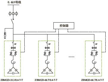 晶闸管投切开关设计图