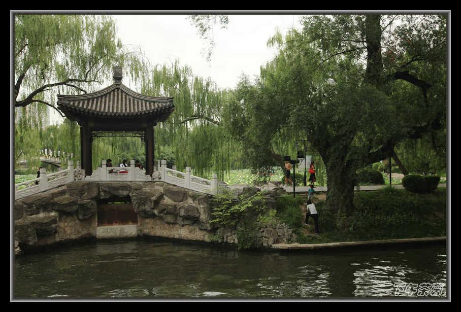 深具江南特色的紫竹院 - 下午茶馨 - 下午茶馨展示页