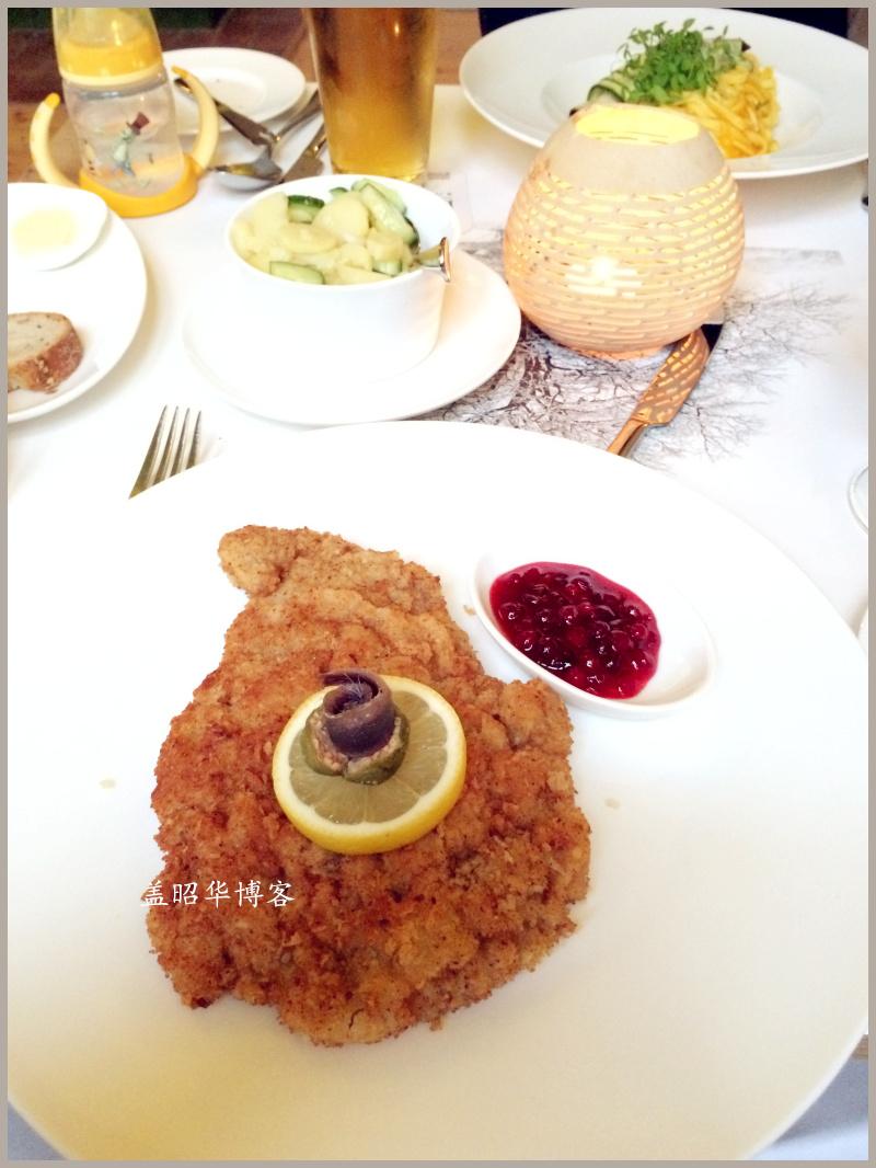 千万别上德国豪华餐厅里吃饭 - 盖昭华 - 盖昭华的博客