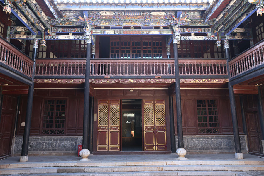 滇府第一楼:建水朝阳楼 - 余昌国 - 我的博客