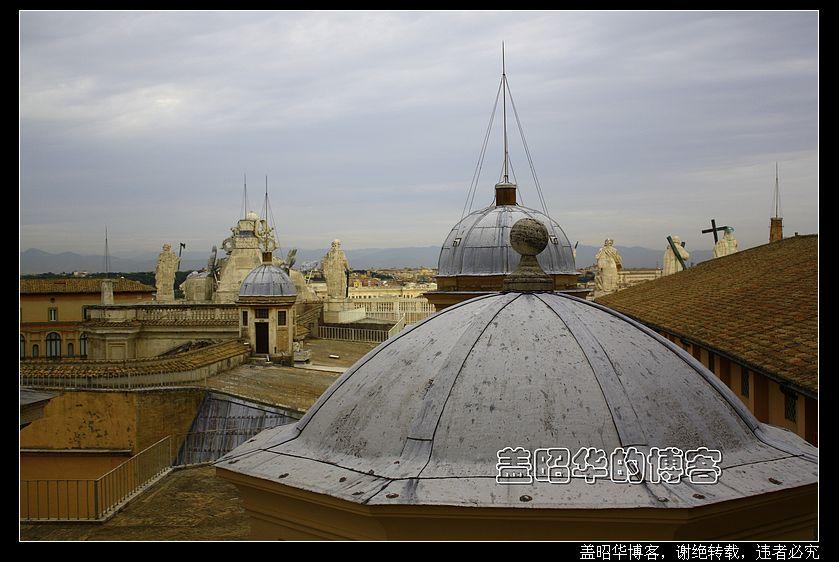世界上埋葬基督圣人最多的地方 - 盖昭华 - 盖昭华的博客