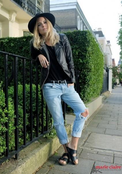 牛仔裤的夏天 最关键穿出高街感